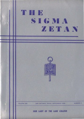 THE SIGMA ZETAN
