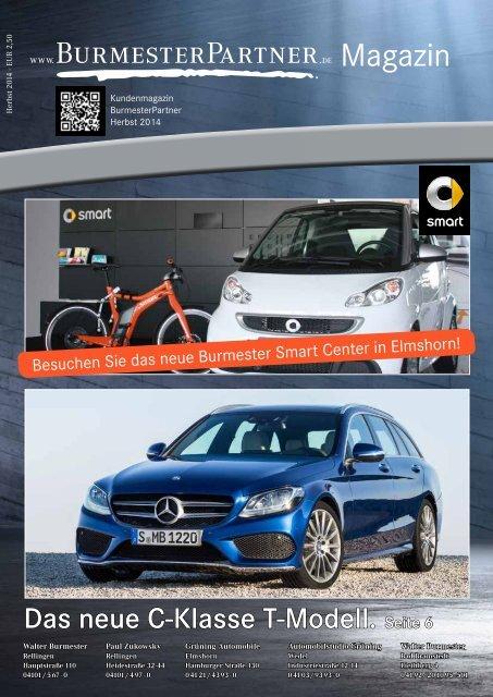 Burmester Kundenmagazin 2014