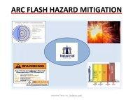 ARC FLASH HAZARD MITIGATION