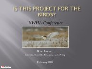 NWHA Conference