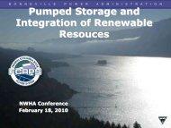Integration of Renewable EVALUATION Resouces