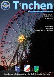 Hafentage-Tauziehen, Cyclassics 2009, Gelöbnis ... - TINCHEN eV