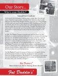 2012 Fat Daddio's® - Fat Daddios - Page 2