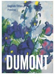 English Titles Preview 2011 - Dumont Buchverlag