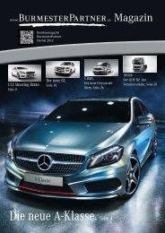 Burmester Kundenmagazin 2012 Ausgabe 2