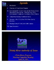 Untitled - Trinity River Authority