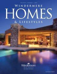 Volume 8 | Number 1 | 2011 Windermere Homes