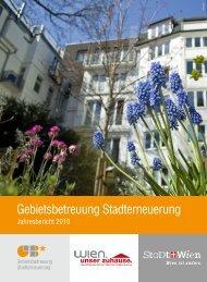 Jahresbericht 2010 [pdf, 7 MB] - GB* Gebietsbetreuung ...
