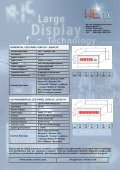"""LED Panel Mounting Displays with """"no limit"""" interfaces - Page 2"""