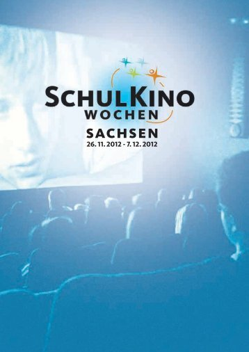 8 Klasse 9 –10 Klasse 11 - Schulkino Dresden