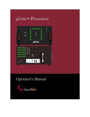 µLinc Processor