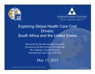 International Webinar US and South Africa Slides May 13