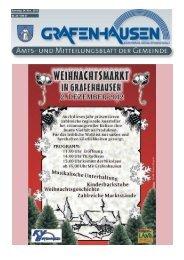 Senioren - Gemeinde Grafenhausen