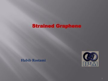 Strained Graphene
