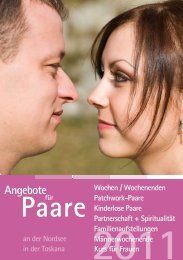 Zeit für uns - Ehe-, Familien- und Lebensberatung im Bistum Münster
