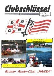 05/2007 - Bremer Ruder-Club HANSA