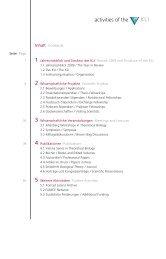 Annual Report 2009 - Konrad Lorenz Institute