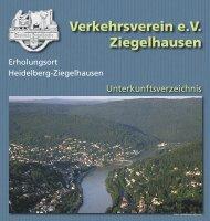 62 21- 89 66 24 Fax: 00 49 - Der Verkehrsverein Ziegelhausen in ...