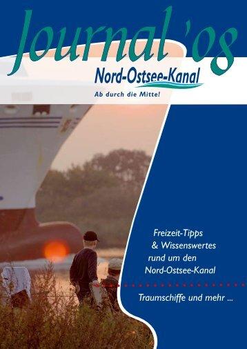 Freizeit-Tipps & Wissenswertes rund um den Nord-Ostsee-Kanal ...