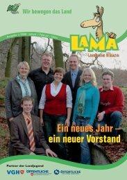 Ein neues Jahr - Niedersächsische Landjugend