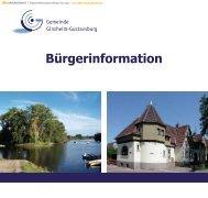 Bürgerinformation Gemeinde Ginsheim-Gustavsburg - kwg-gigu.de