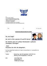 Anmeldung Single Treff von Donnerstag, den 02. September 2010 ...