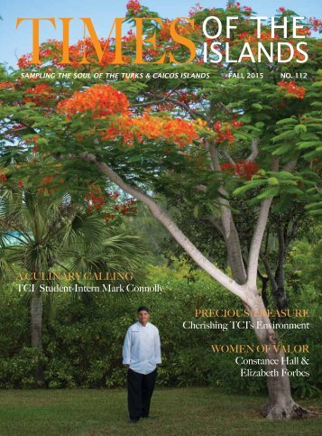 Times of the Islands Fall 2015