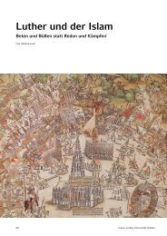 Luther und der Islam