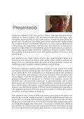 Departament de Cultura 2011/2015 Resum executiu - Page 5