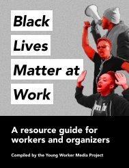 Black Lives Matter at Work