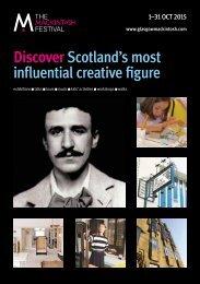 Discover Scotland's most influential creative figure