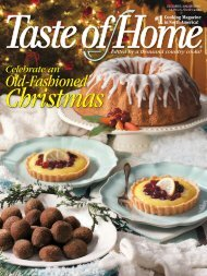 Taste of Home - December/January 2007 - Doridro Music Portal