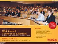 TRSA Annual Conference & Exhibits