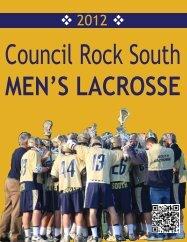 2012_pdf - Council Rock South HS Men's Lacrosse