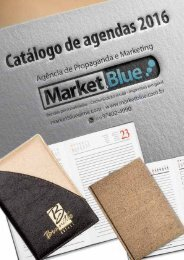 Agendas Marketblue 2016