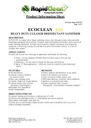 ECOCLEAN H10
