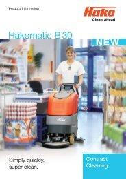 Hakomatic B 30 NEW