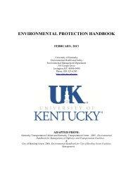 ENVIRONMENTAL PROTECTION HANDBOOK