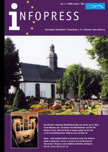 číslo 2000/1 - InfoPress