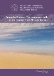 Smuggled Futures The dangerous path of the migrant from Africa to Europe