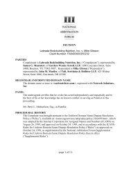 -page 1 of 12- DECISION Labrada Bodybuilding Nutrition, Inc. v ...