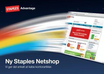Ny Staples Netshop