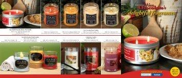 delightful fragrances