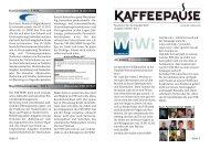 Ausgabe Oktober 2011 - FSR WiWi Zwickau