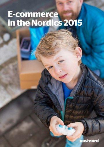 E-commerce in the Nordics 2015