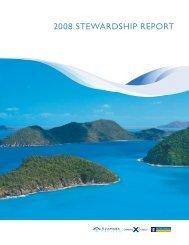 2008 STEWARDSHIP REPORT