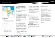 Transport and Main Roads Network information