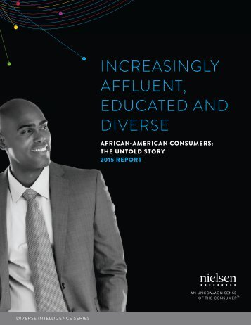 INCREASINGLY AFFLUENT EDUCATED AND DIVERSE