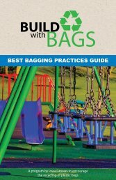 BEST BAGGING PRACTICES GUIDE