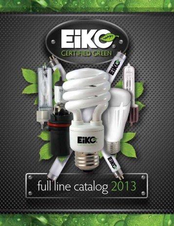 full line catalog 2013